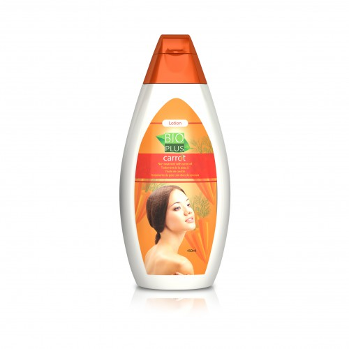 Bio Plus Lotion Carrot  450ml