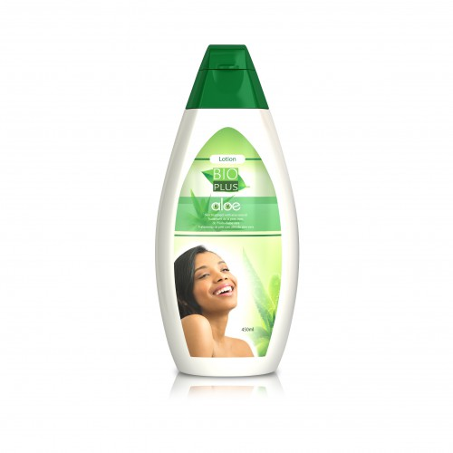 Bio Plus Lotion Aloe  450ml