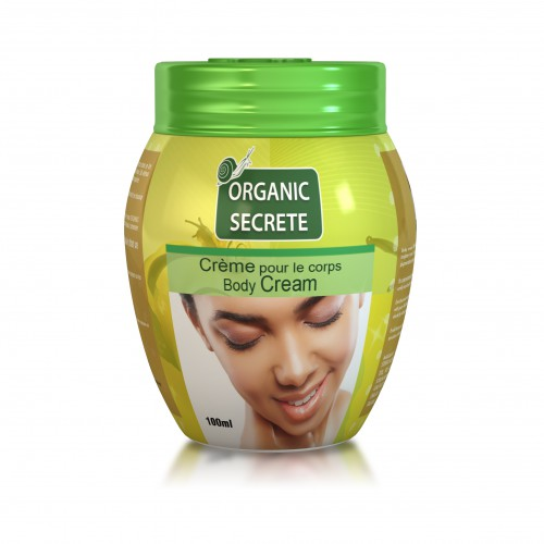 Organic Secrete Cream One Color  100ml