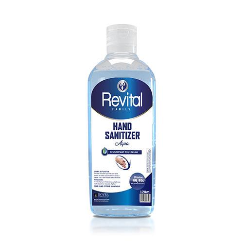 Revital Hand Sanitizer Aqua 120 ML Price in Kinshasa, DR Congo, Africa, Mbujimayi, Lubumbashi, DRC Democratic Republic of Congo