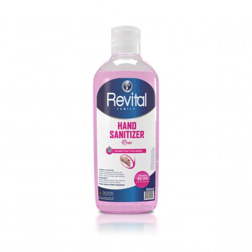 Revital Hand Sanitizer ROSE  60ml