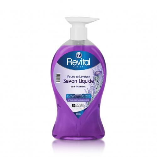 Revital Savon Liquid Lavandar  350ml