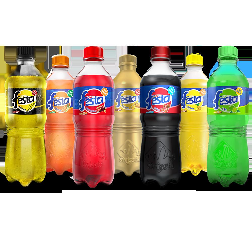Festa Energy Bottle