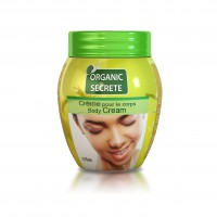 Organic Secrete Cream One Color  275ml
