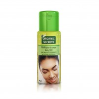 Organic Secrete Oil One Color  60ml